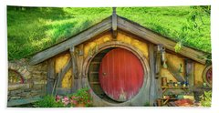 Hobbit House Beach Sheet