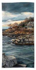 Hodgkins Cove Gloucester Ma Beach Sheet