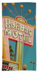 Holiday Motel, Las Vegas Beach Towel