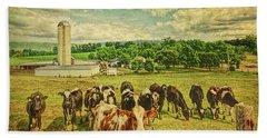 Holy Cows Beach Sheet