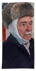 Homage To Van Gogh Two Beach Towel