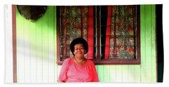Ms Mary Stays Humble Beach Sheet