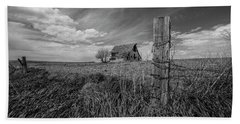 Beach Sheet featuring the photograph Home On The Range  by Aaron J Groen