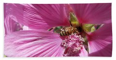 Honey Bee Beach Sheet