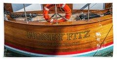 Honey Fitz Beach Towel