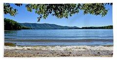 Honey Suckel Cove, Smith Mountain Lake Beach Towel