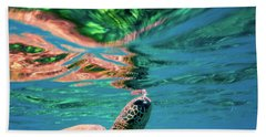 Hono Abstract Beach Towel