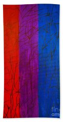 Honor The Rainbow Beach Towel