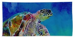 Honu 7 Beach Towel