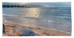 Honu Welcome Beach Towel