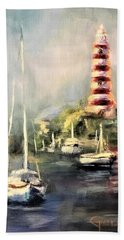 Hope Town Harbor Beach Sheet