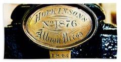 Hopkinson's Albron Press Beach Sheet