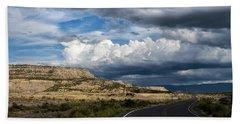 Horse Canyon By De Beque Colorado Beach Sheet