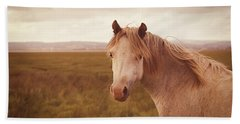 Wild Horse Beach Towel