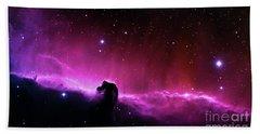 Horsehead Nebula Beach Towel