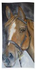 Horses Beauty Beach Sheet