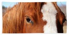 Horse's Mane Beach Sheet