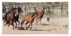 Horses Unlimited #3a Beach Sheet