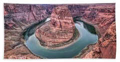 Horseshoe Bend Arizona Beach Towel