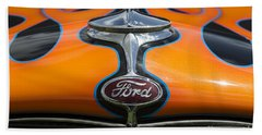 Ford 5 Beach Sheet by Wendy Wilton
