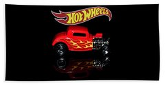 Hot Wheels '32 Ford Hot Rod Beach Towel