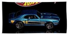 Hot Wheels '67 Pontiac Firebird 400-1 Beach Sheet