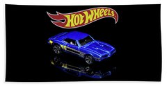 Hot Wheels '67 Pontiac Firebird 400-2 Beach Towel