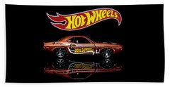 Hot Wheels '70 Dodge Challenger Beach Towel