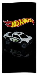 Hot Wheels Ford F-150 Raptor Beach Towel
