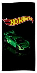 Hot Wheels Mastretta Mxr Beach Towel