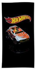 Hot Wheels Rocket Box Beach Towel