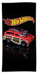 Hot Wheels Surf 'n' Turf Beach Towel