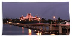Hotel Don Cesar The Pink Palace St Petes Beach Florida Beach Towel