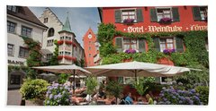 Hotel Lowen-weinstube Beach Towel