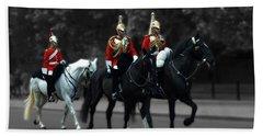 Household Cavalry Beach Sheet