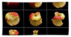 How To Eat An Apple In 9 Easy Steps Beach Sheet