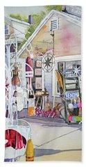 Hull Of A Shoppe Beach Sheet