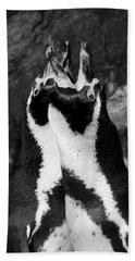 Humboldt Penguins Beach Towel