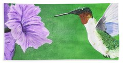 Hummer Beach Towel