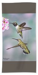 Hummers Beach Towel
