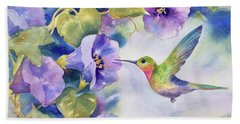 Hummingbird Beach Sheet