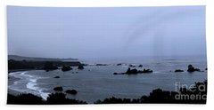 Hwy 1 San Simeon Beach Sheet