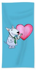 I Am Your Dogtor Beach Towel