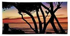 I Desire Mercy Beach Towel by Sharon Soberon