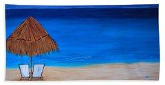 I Dream Of You Beach Sheet