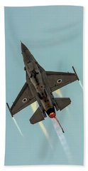 Iaf F-16i Sufa Beach Towel