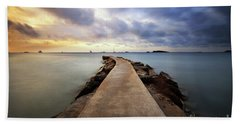 Ibiza Summer Mix 6.0 Beach Sheet by Yhun Suarez