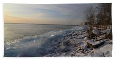 Ice 2018 # 2 Beach Towel