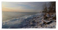 Ice 2018 # 2 Beach Sheet