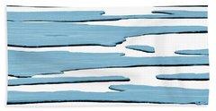 Ice Flow Beach Sheet